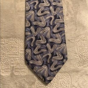 Calvin Klein Men's Tie 100% Silk